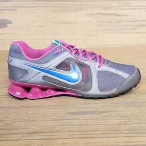 Nike Reax Athletic Running Shoes